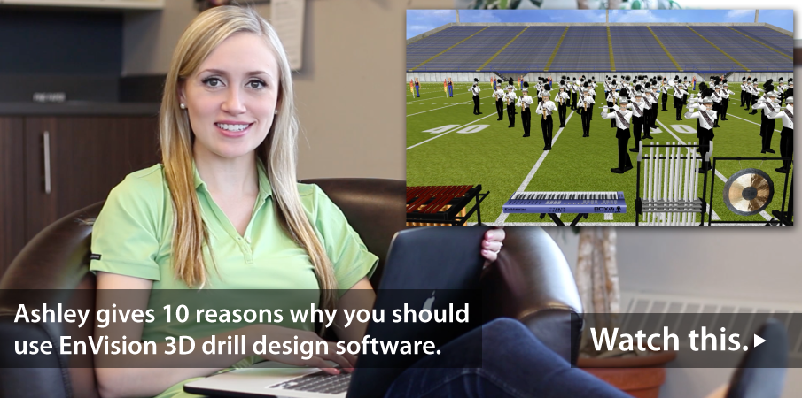 Ten Reasons You Need to Use EnVision 3D Drill Design Software